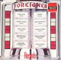 Records by Foreigner