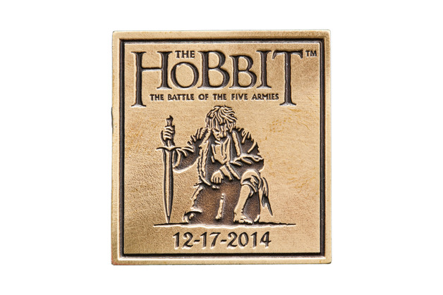 The Hobbit: The Battle of Five Armies Collectable Pin