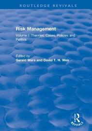 Risk Management by Gerald Mars