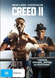 Creed 2 on DVD