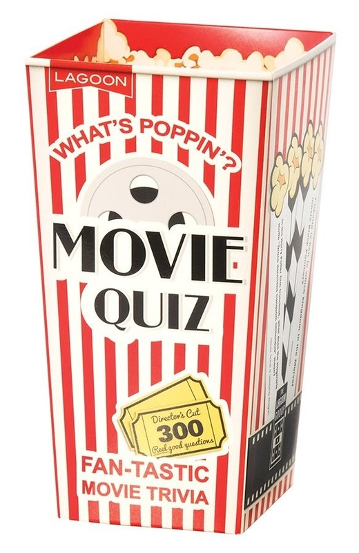 What's Poppin? - Movie Quiz Game