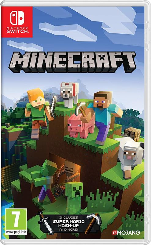 Minecraft Switch Edition for Switch