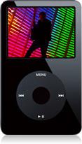 Apple iPod (30GB) Black