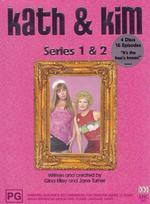 Kath & Kim Series 1 and 2 (4 Disc Set) on DVD