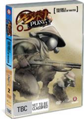 Desert Punk - Vol. 2: The Desert Duo on DVD