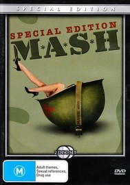 MASH Movie - Special Edition on DVD image