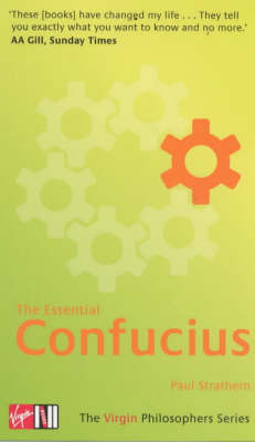 The Essential Confucius by Paul Strathern