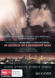 In Search Of a Midnight Kiss on DVD