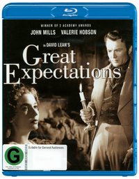 Great Expectations on Blu-ray