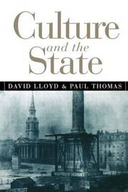 Culture and the State by Paul Thomas