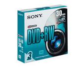 Sony 3DPW30S2 DVD+RW 8CM 3 PACK