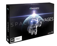 Space Voyages Collector's Set on DVD