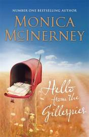 Hello From The Gillespies by Monica McInerney image