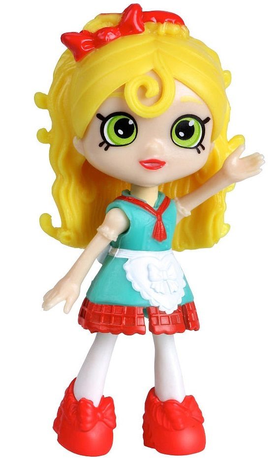 Shopkins: Happy Places - Spaghetti Sue Doll image