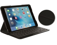 Logitech Focus Keyboard Case for iPad Mini 4 - Black