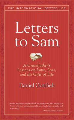 Letters to Sam by Daniel Gottlieb image