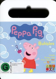 Peppa Pig - Bubbles on DVD image