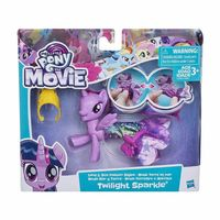 My Little Pony: The Movie - Princess Twilight Sparkle Sea Fashion Doll