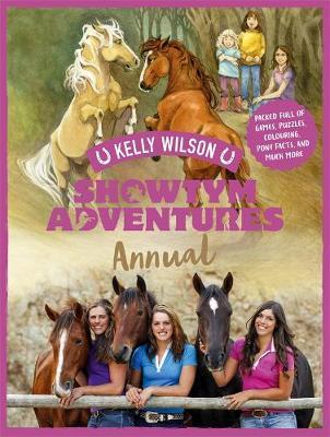 Showtym Adventures Annual by Kelly Wilson