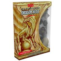D&D Waterdeep Dragon Heist - Dice Set