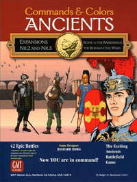 Command & Colors: Ancients - Combo Pack #2