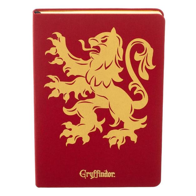 Harry Potter Felt Journal - Gryffindor