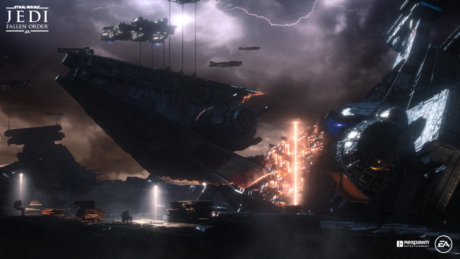 Star Wars Jedi: Fallen Order (code in box) for PC image