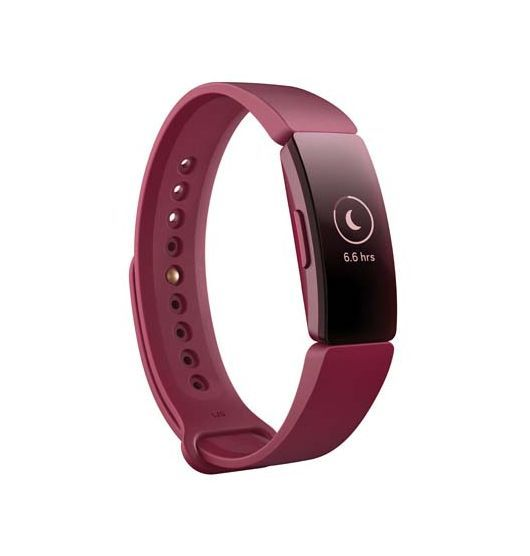 Fitbit Inspire Fitness Tracker- Sangria image