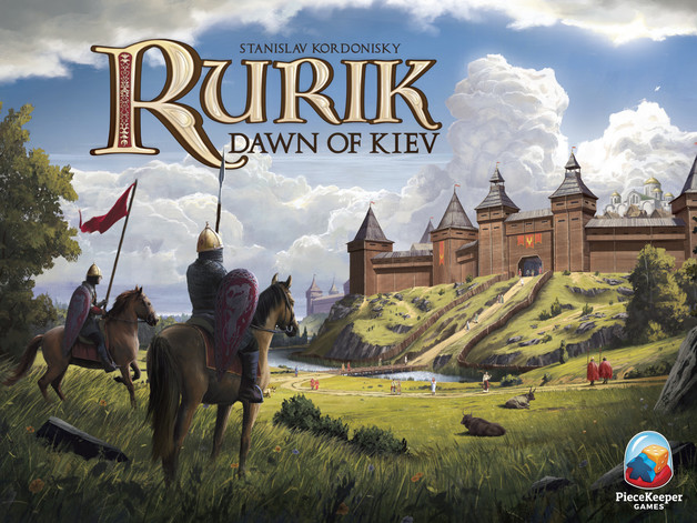 Rurik: Dawn of Kiev - Board Game