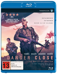 Danger Close: The Battle of Long Tan on Blu-ray image