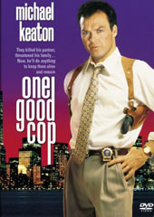 One Good Cop on DVD