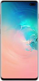 Samsung Galaxy S10+ (128GB/8GB RAM) - White [Genuine Refurbished]
