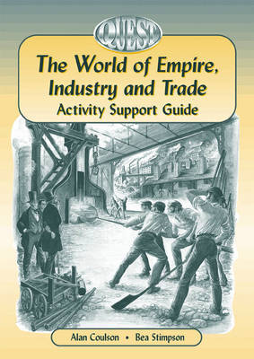 The World of Empire,Industry and Trade by Alan A. Coulson image