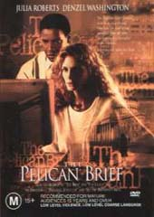 The Pelican Brief on DVD