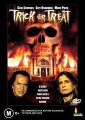 Trick Or Treat on DVD