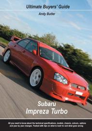 Subaru Impreza Turbo by Andy Butler image