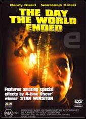 The Day The World Ended on DVD