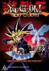 Yu-Gi-Oh!  - The Movie on DVD