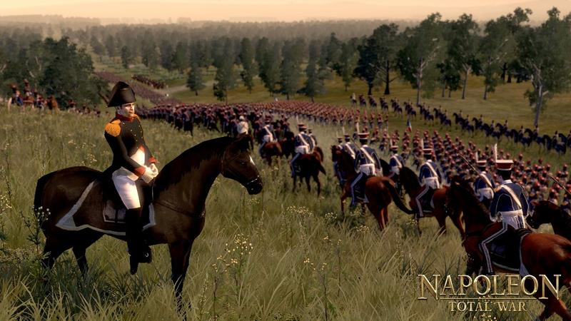 Total War Napoleon for PC Games image