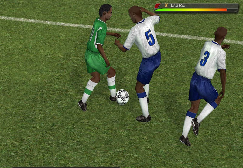 Football Generation for PlayStation 2 image