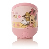 Disney LED Battery Operated Magic Night Light - Minnie Mouse