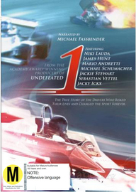 1 on DVD