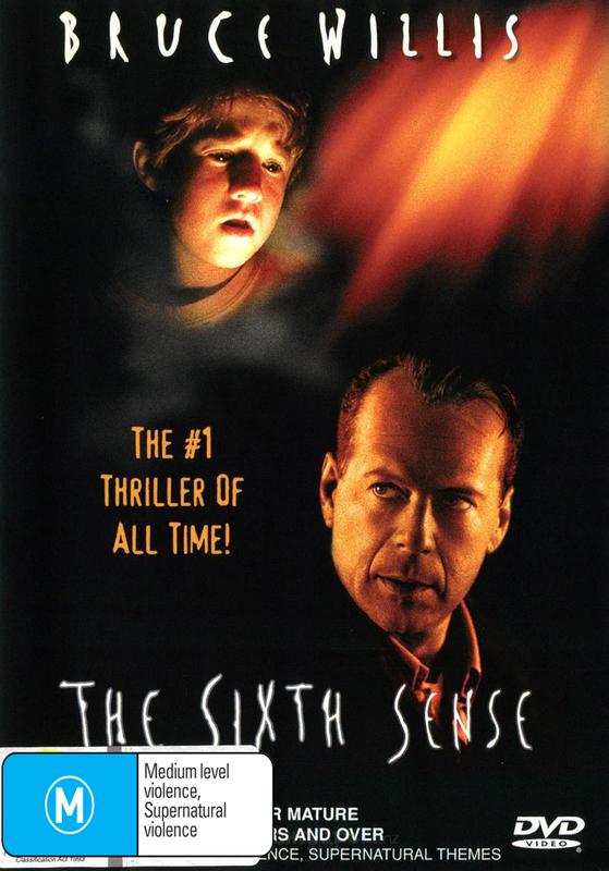 The Sixth Sense on DVD
