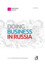 Doing Business in Russia by Maxim Avrashkov