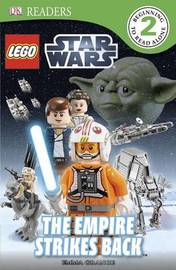 DK Readers L2: Lego Star Wars: The Empire Strikes Back by Emma Grange