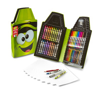 Crayola: Tip Art Case - Electric Lime