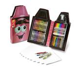 Crayola: Tip Art Case - Tickle Me Pink