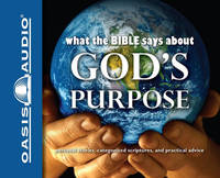What the Bible Says about God's Purpose image