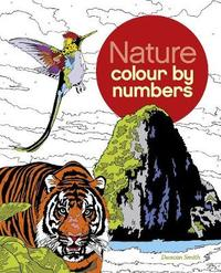 Colour by Numbers Nature