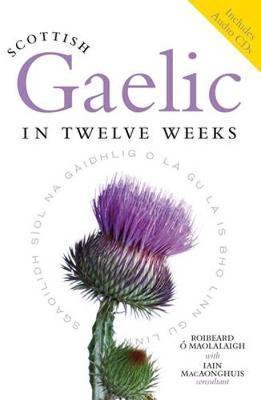 Scottish Gaelic in Twelve Weeks by Iain MacAonghuis image